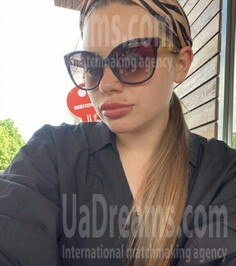Mari Kiev 25 y.o. - intelligent lady - small public photo.