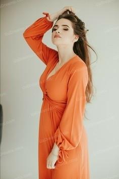 Alexandra Dnipro 22 y.o. - intelligent lady - small public photo.