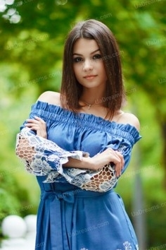 Kate Rovno 24 y.o. - intelligent lady - small public photo.