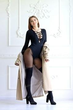Anastasia Zaporozhye 28 y.o. - intelligent lady - small public photo.