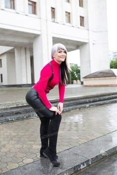 Olga Cherkasy 32 y.o. - intelligent lady - small public photo.