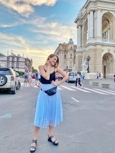 Oksana Lviv 29 y.o. - intelligent lady - small public photo.