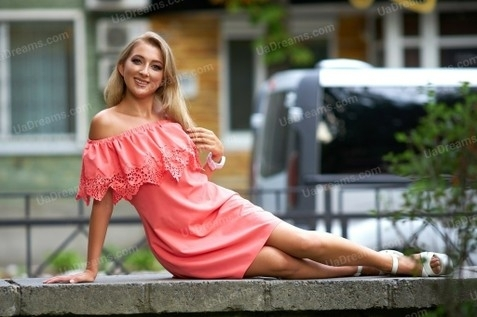Tanya Kremenchug 21 y.o. - intelligent lady - small public photo.