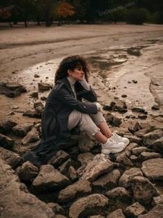 Kate Cherkasy 29 y.o. - intelligent lady - small public photo.